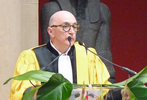 Cérémonie des docteurs de l'Université de Strasbourg