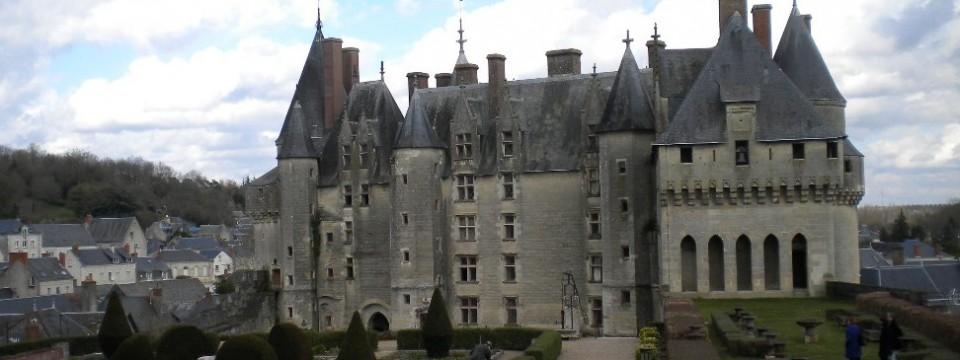 Conservateur du château de Langeais
