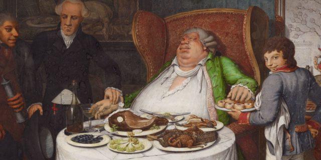 L'art de trop manger